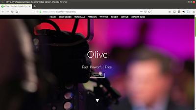 https://www.olivevideoeditor.org/